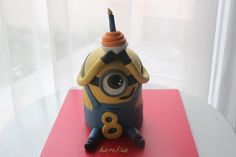 Minion  https://www.facebook.com/pages/Bake-Me-A-Cake/292296847512243?ref=hl