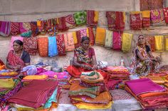 of indian fabric