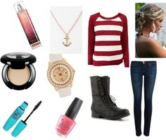 """Today's Outfit :)"" by m-huntzy on Polyvore"