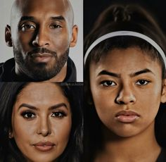Kobe Bryant Family, Kobe Bryant 24, Black Couples Goals, Couple Goals, Famous Celebrities, Celebs, Kobe Bryant Daughters, Stories That Will Make You Cry, Kobe Bryant Pictures