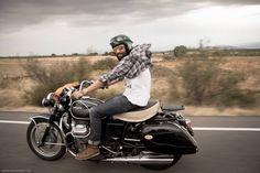 Vintage Moto Guzzi California