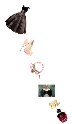 """""""dainty, minimal set contest"""" by hellolady ❤ liked on Polyvore"""