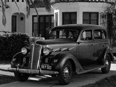 1936 DeSoto Airstream