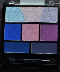 Wet n Wild Coloricon Palette in Lights, Camera, Attraction for Holiday 2013