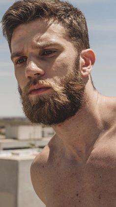 Tips And Tricks – Curly Hairstyles For Men Scruffy Men, Hairy Men, Bearded Men, Long Beard Styles, Hair And Beard Styles, Great Beards, Awesome Beards, Mens Hairstyles With Beard, Ginger Men