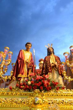 Fotografía de Alfredo Camacho Megía. Jueves Santo -Ciudad Real- Realizada con cámara