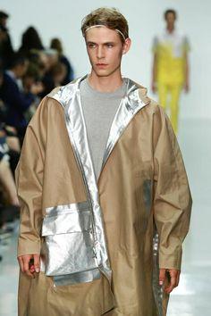 Richard Nicoll Menswear Spring Summer 2015 London