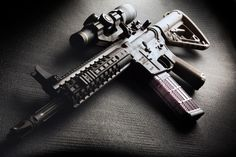 Wilson Combat | Paul Howe Tactical Carbine Find our speedloader now!  http://www.amazon.com/shops/raeind