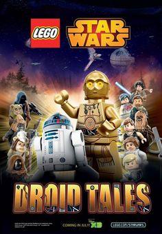 Historias de droides. Vol. 1 ( Lego Star Wars)