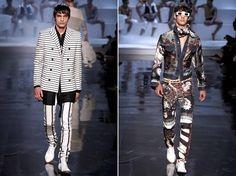 Entre jeans detonados, alfaiataria casual e estampas gráficas, os homens devem renovar o visual na próxima temporada!Calça com padronagens gráficasO grafismo é uma das grandes tendências para a mod…