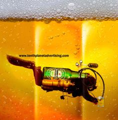 Underwater Life, Underwater Photos, Scuba Diving Courses, Beer Poster, Under The Surface, Padi Diving, Koh Tao, Snorkeling, Cinematography