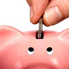 Cinco maneiras práticas para economizar dinheiro para Estudantes.