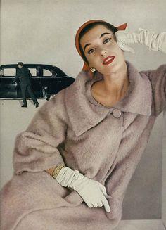 February Vogue 1953