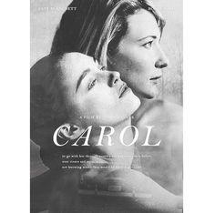 Carol,+2015/Cate Blanchett and Rooney Mara-I love both of them!DG