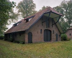 Deurningen, boerderij uit 1900 aan de Nieuwe Grensweg
