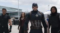 'Captain America: Civil War' Director Says The Movie Is A Love Story
