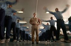 #authority #boot camp #drill instructor #exercise #instructional #military #recruits #service #teach #training #usa