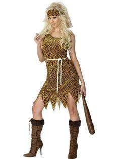 Caveman Adult Costume | random | Pinterest