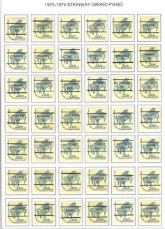 US Bureau Precancels  #1615c  ** 144 stamps Stamp Collecting, Stamps, Ebay, Seals, Postage Stamps, Stamp