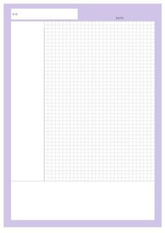 Notebook Paper Printable, Printable Letters, Printable Stickers, Printable Paper, Cornell Note Taking Template, Frame Border Design, Notes Template, Bullet Journal School, Letter Set