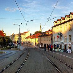 Bratislava in Bratislavský kraj