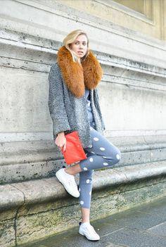 #streetstyle #street #style #fashionweek #moda #fashion #vumag