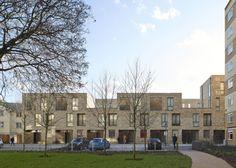 Ely Court, South Kilburn, London, RIBA Award 2016 - Idealcombi UK