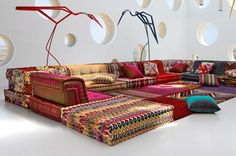 Decor The Cherie Bomb Dream Couch Missoni Bohemian Roche Bobois Mah Jong  Modular Sofa , Living Room Furniture Moroccan Couches Ideas: Living Room