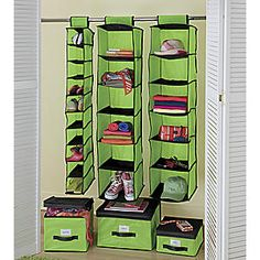 Colorful Hanging Organizers and Boxes from Seventh Avenue ® | DW706829 $29.95 - $39.95