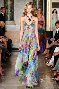 Emilio Pucci Spring 2015 Ready-to-Wear Collection Photos - Vogue