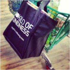It's always kilos of kindness per bag through our Kilo of Kindness project. Kindness Projects, Bag, Bags