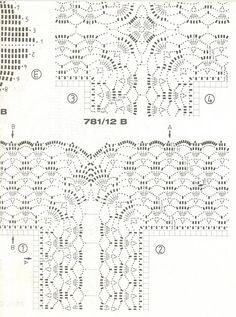 Rendas de filé 781 - RAIHUEN - Álbuns da web do Picasa