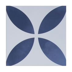 "Contemporary Blue 8x8"" Peel and Stick Mosaic Tile (Pack of 12) - SimpliTILE 