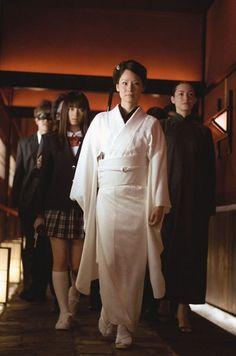 O-Ren Ishii, Sofie Fatale, Gogo Yubari and the Crazy 88 in Kill Bill Vol. 1…