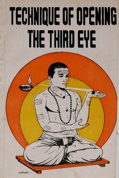 Welcome to the Spiritual World of Shiva-yoga – Technique of Opening the Third Eye - Shiva Yoga