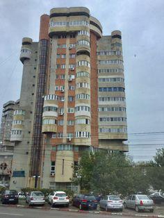 Romania, Multi Story Building