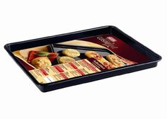 Kaiser Bakeware Cuisine Line Non-Stick Baking Tray, 16- by 12-1/2 Inch