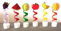 Tubete Pic Nic Frutas