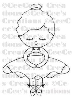 Lil' Cee Ballerina watermarked