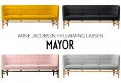 Mayor sofa <3 Arne Jacobsen <3