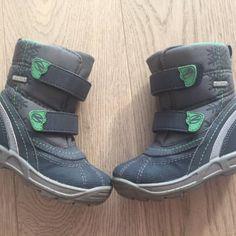Zimní boty Richter vel. 22 z bazaru za 550 Kč | Dětský bazar.cz