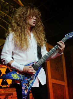 Dave Mustaine Photos - NAMM Show: Day 2 - Zimbio