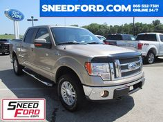 This 2011 Ford F-150 is a Used Pickup for sale by Dennis Sneed Ford in Gower, MO