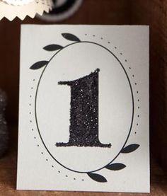 DIY Halloween : DIY Make Glitter Cards and Envelopes