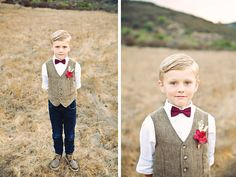Adorable #ringbearer style!