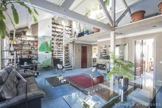 Paris : Dernier étage en duplex