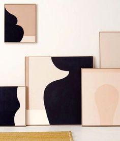 Caroline Walls · Over in Love Color, Ana Medina, Color Caroline Walls · Over in Love — The Design Files Design Blog, The Design Files, Design Art, Brand Design, Interior Design, Graphic Design, Palette Pastel, Art Actuel, Art Blanc