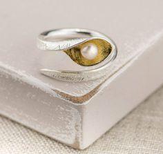 Snakeye Wrap A Round Ring