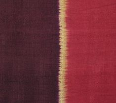 Detalle Lawon ceremonial shoulder cloth Sumatra Island