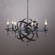 Cheap light fixture replacement, Buy Quality light fixture bracket directly from China light top Suppliers:                                                               Retro Loft Satellite Cage Pendant Lights 6 lig